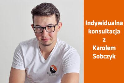 Konsultacja z Karolem Sobczyk